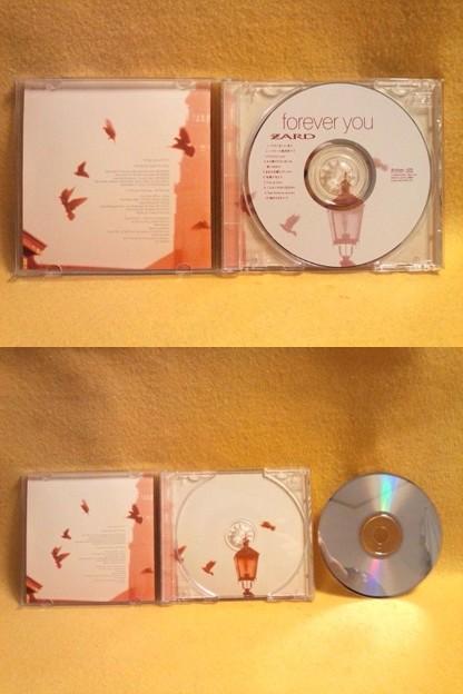 あなたを感じていたい ZARD forever you CD
