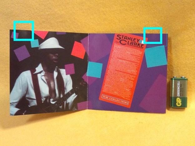 スタンリー・クラーク ザ・コレクション CD CCSCD 242