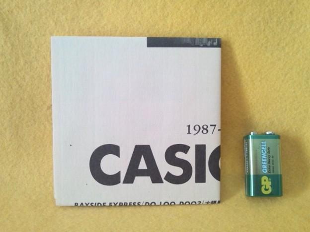 CD ザ ラスト メンバーズ CASIOPEA
