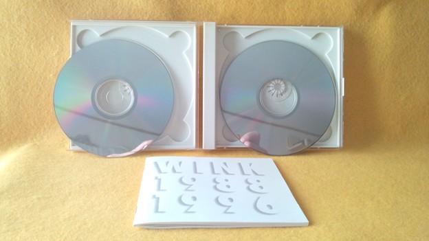 ウィンク メモリーズ 1988-1966 CD 二枚組