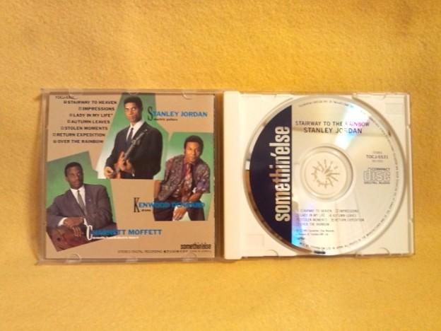 タンリー・ジョーダン 枯葉 CD