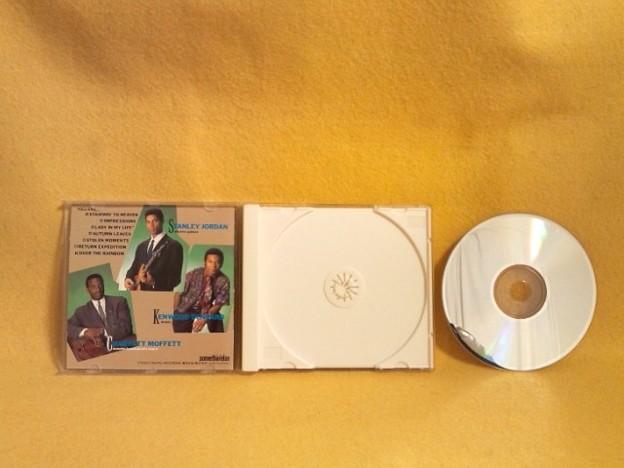 タンリー・ジョーダン Autumn Leaves Impressions CD