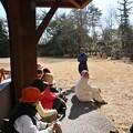 Photos: 森林公園今日の報告会