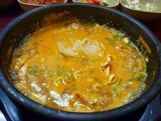 14モンゴルの韓国料理