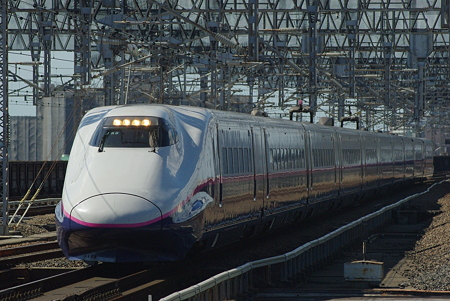 E2系J59編成 東北新幹線『やまびこ』54号