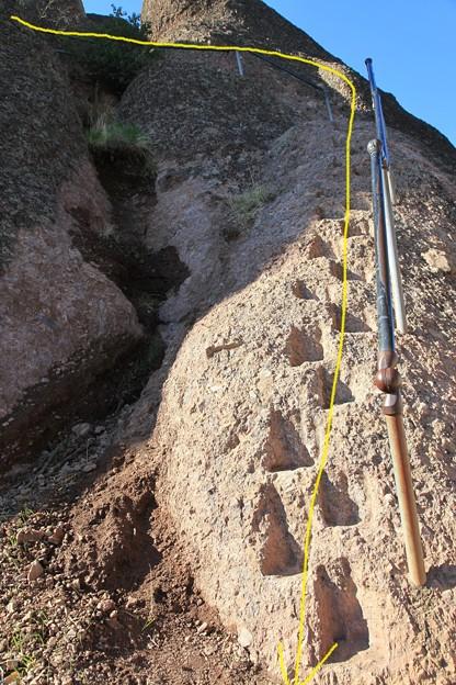 Pinnacles NPのトレイル (13)