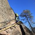 Pinnacles NPのトレイル (16)