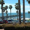 Photos: 駐車場からの眺め