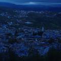 Photos: 夜明け前の街