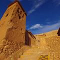 砦を守る塔