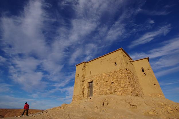 Photos: 砦の風