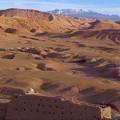 Photos: 荒涼たる大地