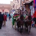 Photos: メディナの馬車
