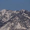 Photos: 伯耆大山 山頂付近の山肌