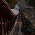 写真: 回廊 吉備津神社