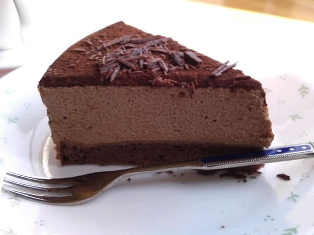 チョコレートレシピ: ムースケーキ レシピ 簡単