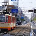 Photos: 松山市内電車