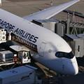 Photos: シンガポール航空A350