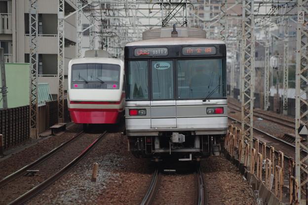 【東武鉄道】200系 【東京メトロ】03 117F