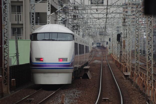 【東武鉄道】100系