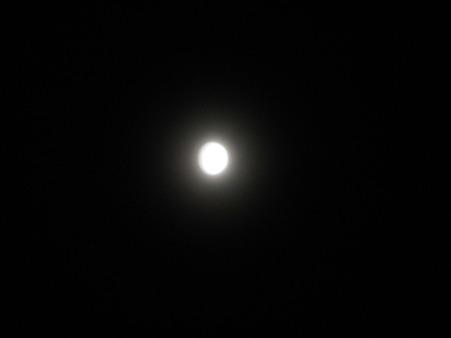 十三夜はおぼろ月
