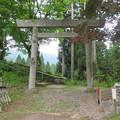 武節城(豊田市)城山神社