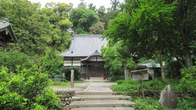 清瀧寺(浜松市天竜区)本堂