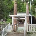 清瀧寺(浜松市天竜区)諏訪神社