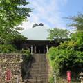 油山寺(袋井市)薬師本堂