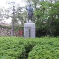 濱松城(浜松市営 浜松城公園)家康立像