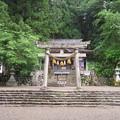 白川郷(岐阜県白川村)八幡社