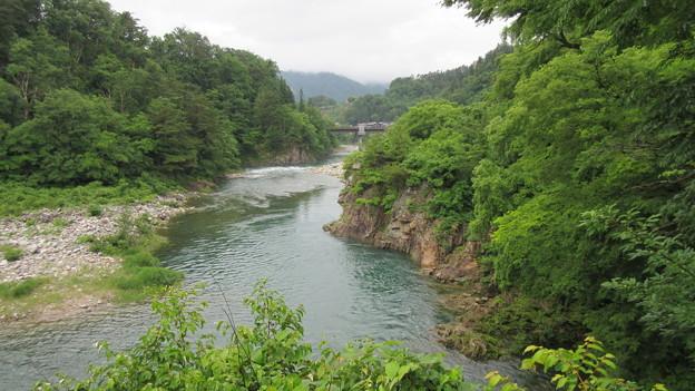 Photos: 白川郷(岐阜県白川村)庄川