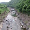 Photos: 七間飛吊橋(岐阜県高山市)