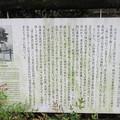 Photos: 道三塚(岐阜市)