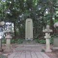 Photos: 小牧山城(小牧市営 史跡小牧山公園)徳川源明公墓碑