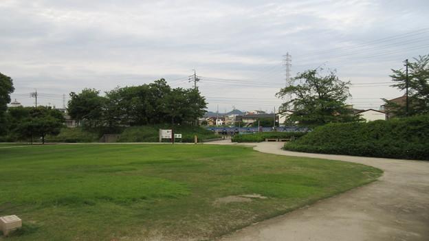 小牧山城(小牧市営 史跡小牧山公園)帯曲輪