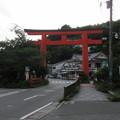 箱根神社(箱根町)第二鳥居
