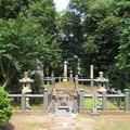 願成就院(伊豆の国市)北條時政墓