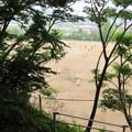 韮山城(伊豆の国市)三の丸より御座敷