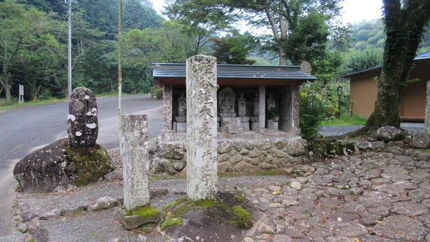修禅寺奥の院(正覚院。伊豆市)