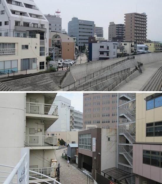 Photos: 三枚橋城(沼津市)宿場町跡