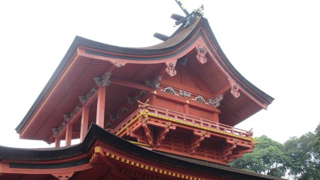 富士山本宮浅間大社(富士宮市)本殿