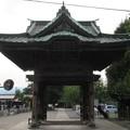 正覚寺(沼田市)山門