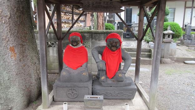 天桂寺(沼田市)味噌なめ地蔵