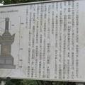 如意寺(みなかみ町)上杉謙信供養塔