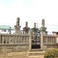 勝願寺(鴻巣市)伊奈氏墓所