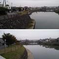 Photos: 越谷宿 藤助河岸(越谷市)綾瀬川