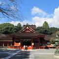 富士山本宮浅間大社(富士宮市)社殿