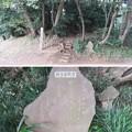 小手指原古戦場(所沢市)白旗塚・古戦場碑