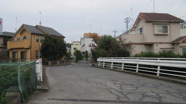 久米川古戦場(東村山市)勝陣場橋